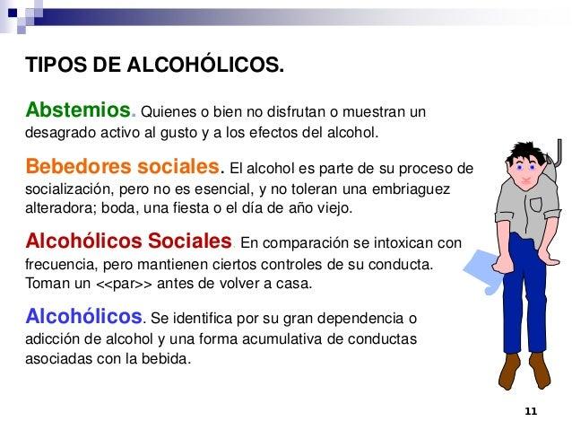 El marido el alcohólico de la condición