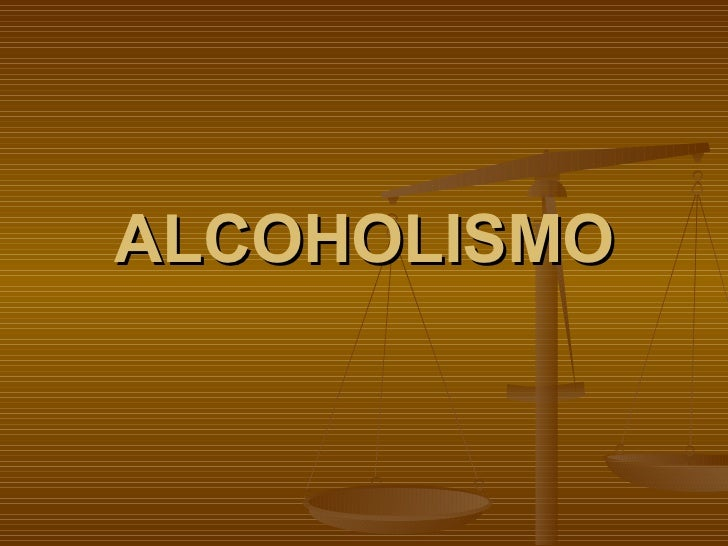 El alcohólico se van de la mujer