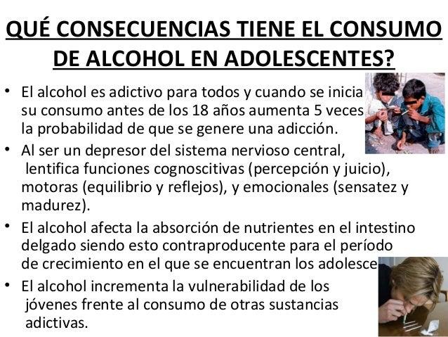 Cuando más vale ser curado del alcoholismo