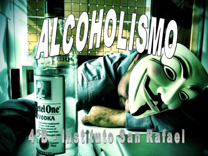 La codificación el tipo del alcoholismo