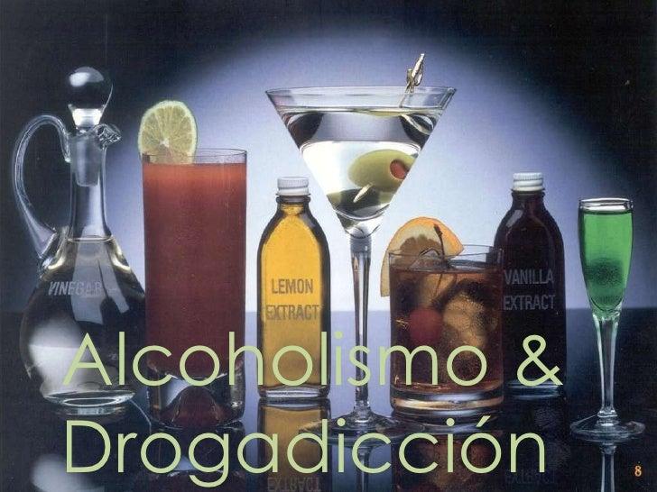 La dependencia alcohólica que esto
