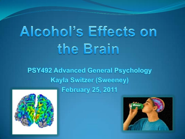 effects of alcohol on society