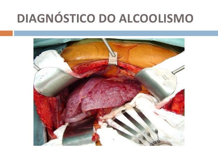 O que o alcoolismo de doenças pode causar