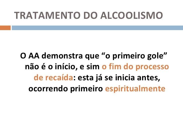 Clínica de alcoolismo e corrente
