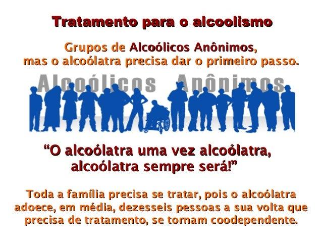 O bom doutor em tratamento de alcoolismo