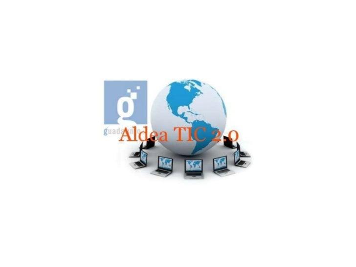Aldea tic 2.0