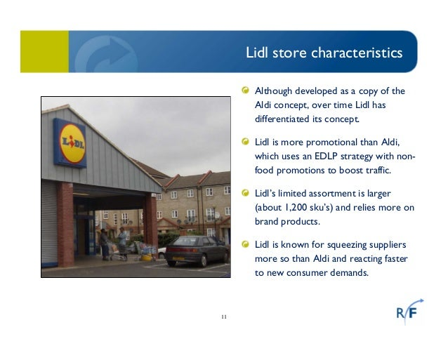 aldi and lidls market strategy Aldi and its european rival lidl, which opens its first us store this week,  for  low prices as it works to boost its struggling grocery business.