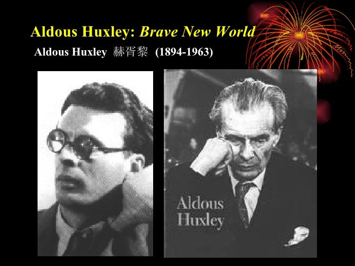 the theme of cloning in aldous huxleys brave new world Brave new world by aldous huxley home  themes  quotes  what happens to poor bernard marx in aldous huxley's brave new world huxley first published this novel.