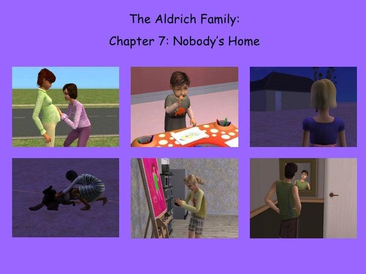 Aldrich Chapter 7