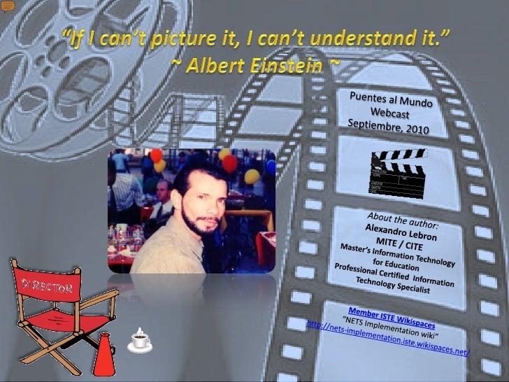 A lebrón story_board pro_webcast presentation_slideshare