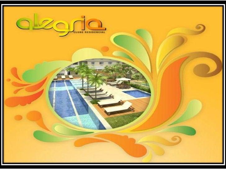 Alegria Residencial Clube | Taquara