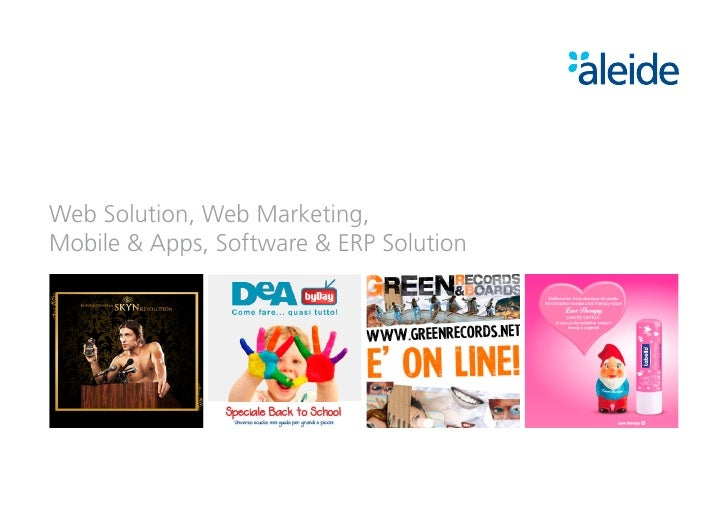 Web Solution, Web Marketing,Mobile & Apps, Software & ERP Solution