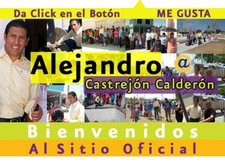 Alejandro Castrejón en los Medios