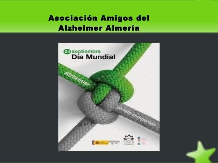 Asociación Amigos del Alzheimer de Almería