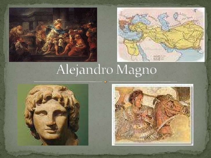 Alejandro Magno<br />