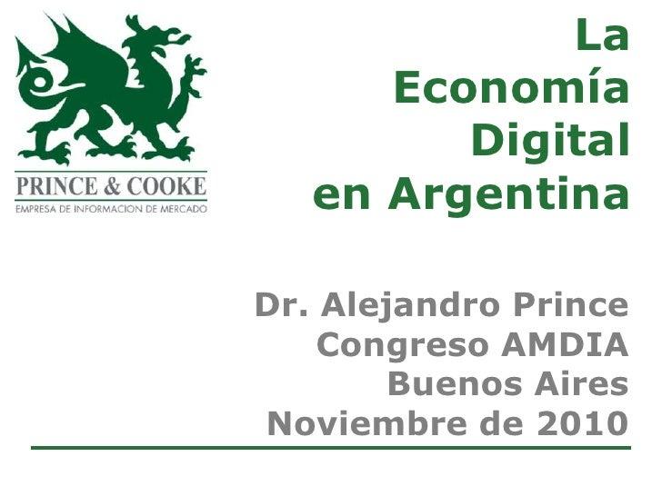 La  Economía Digital  en Argentina