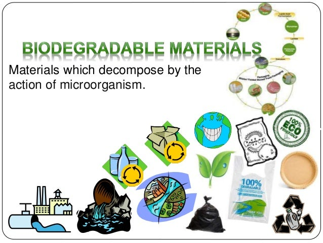 comparison of effective biodegradable plastic