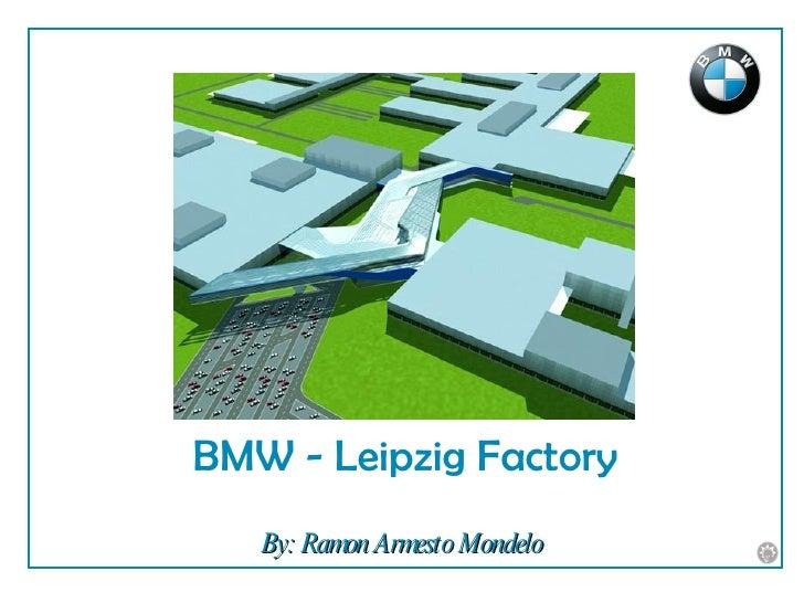Alemanha   Bmw   Leipzig   Factory