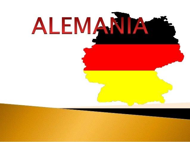 Oficialmente la República Federal de  Alemania (en alemán: Bundesrepublik  Deutschland, es un estado  miembro de la Unión ...