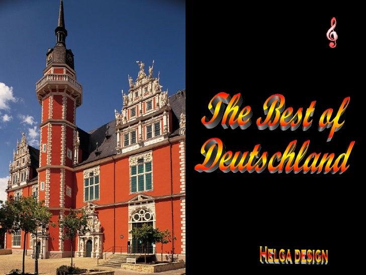 The Best of Deutschland Helga design