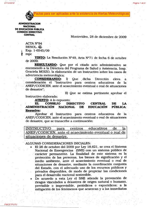 27/12/2012                                                                            Página 1 de 6             Pautas par...