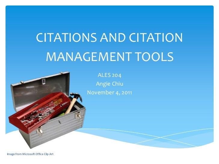 Ales 204 presentation nov 4