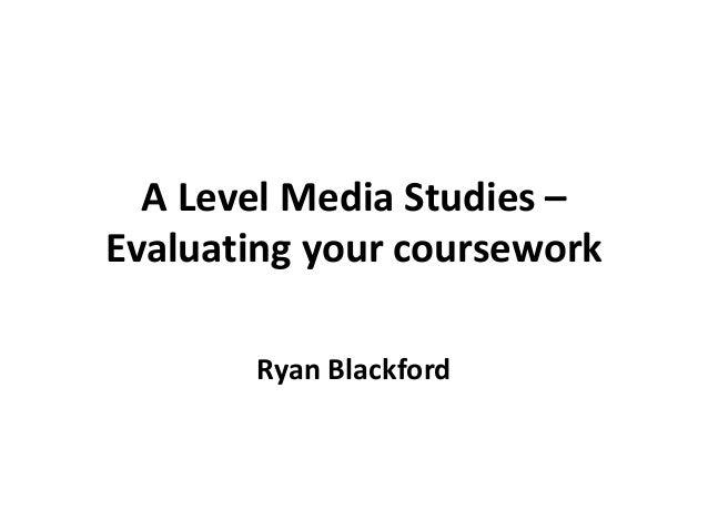 media as coursework help