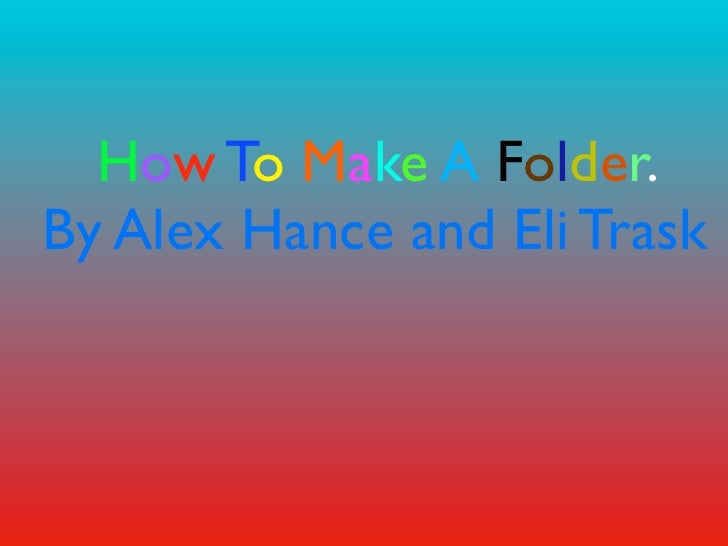 Alex and eli project tech 2