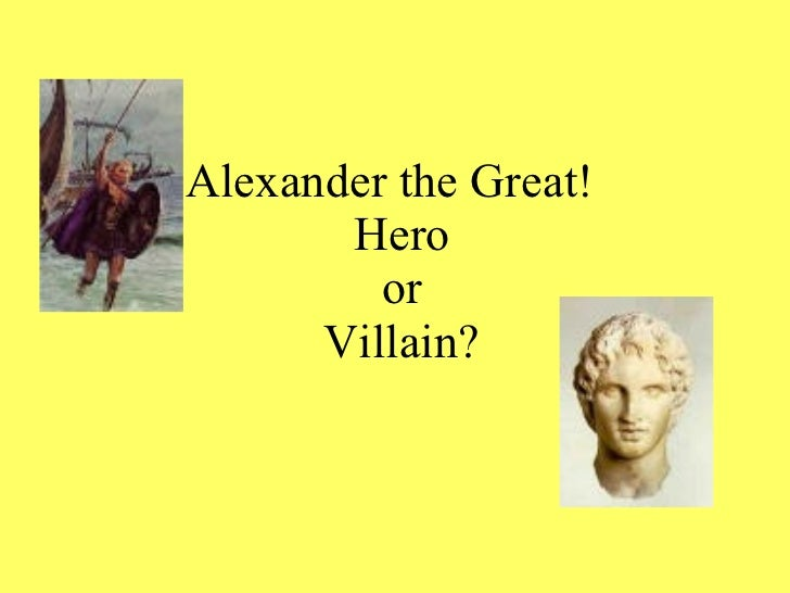 Alexander The Great!
