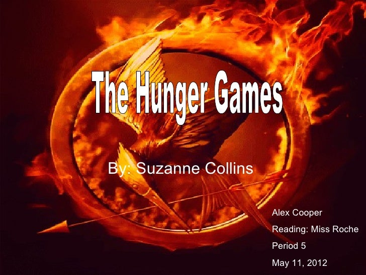 Alex cooper hunger games book report for ms. roche