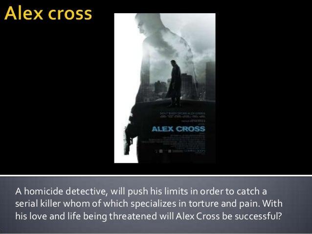 Alex cross tracking task
