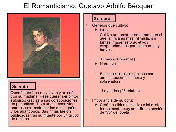 Gustavo Adolfo BecQuer vida amorosa