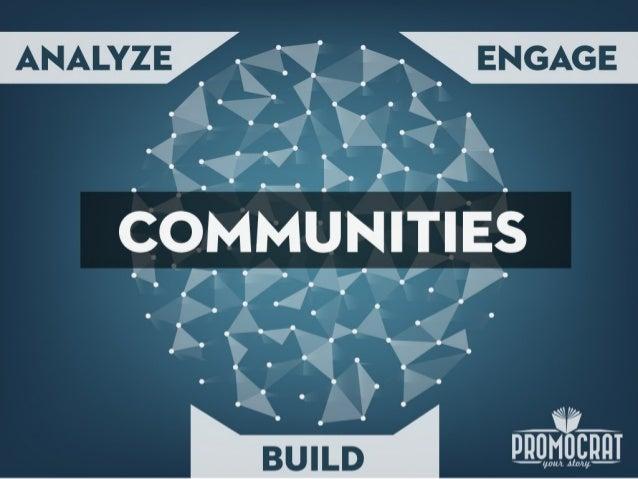 Alex Gavril - Communities - Analyze, Engage, Build (2014.07.31, Impact Hub Bucharest)