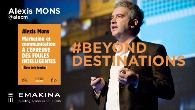 1/4h R-Evolutionnaire - Alexis Mons Beyond Destinations #RTB8
