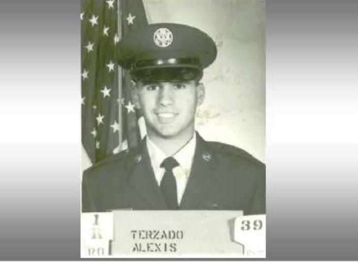 Alexis Terzado US Air Force