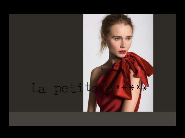 Alex King - La Petite S***** Internship