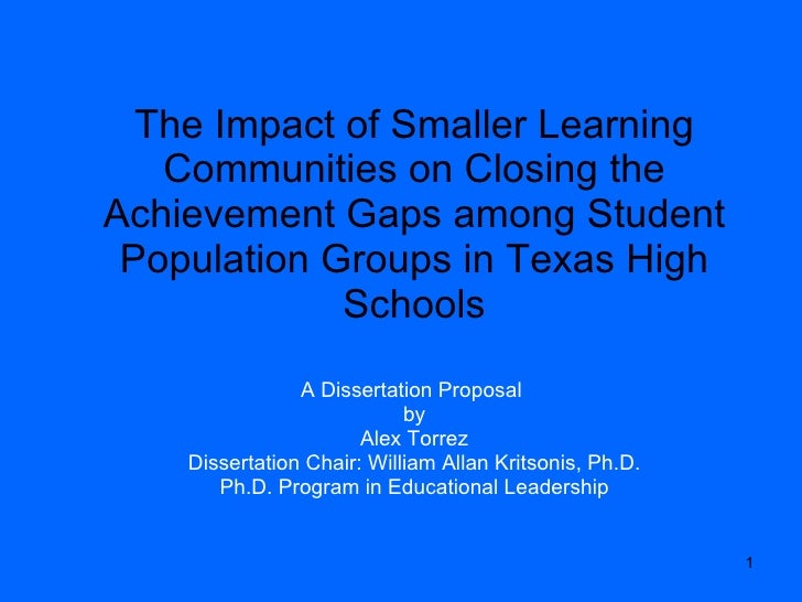 Alex Torrez, Dissertation Proposal, Dr. William Allan Kritsonis, PVAMU/Member of the Texas A&M University System