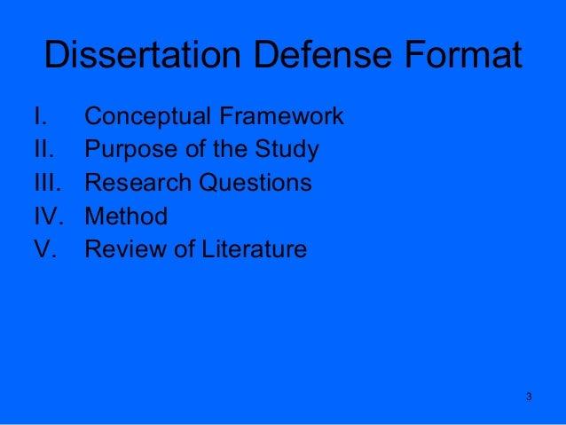 Anthropology dissertation proposal