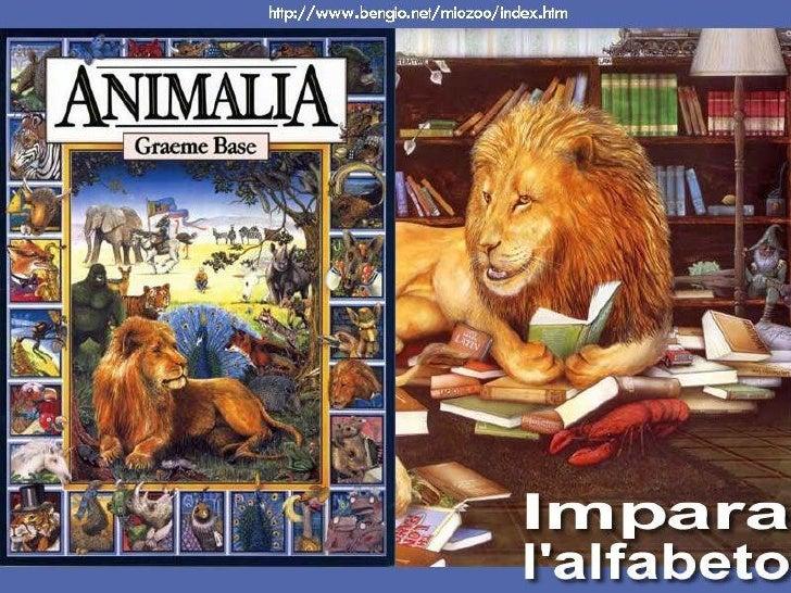 Alfabeto animali