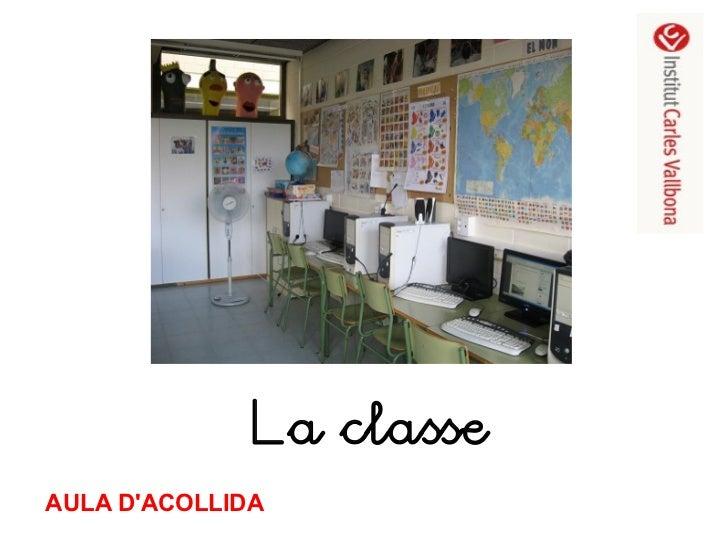 La classeAULA DACOLLIDA