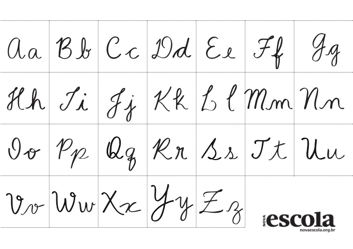 Pin abecedarios en imprenta y cursiva imagui on pinterest