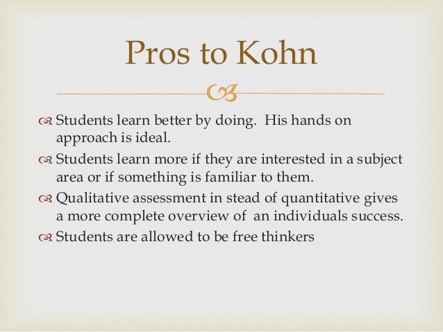 Alfie kohn on homework