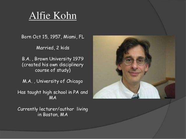 Alfie Kohn Homework An Unnecessary Evil - image 10