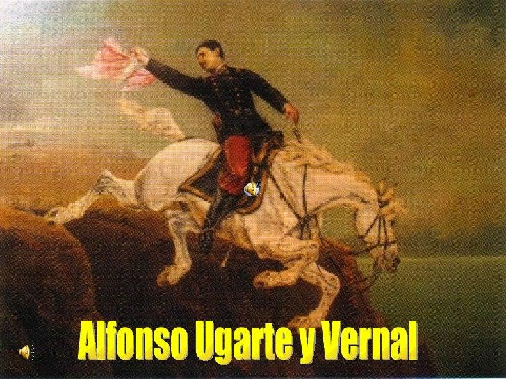 Alfonso Ugarte y Vernal