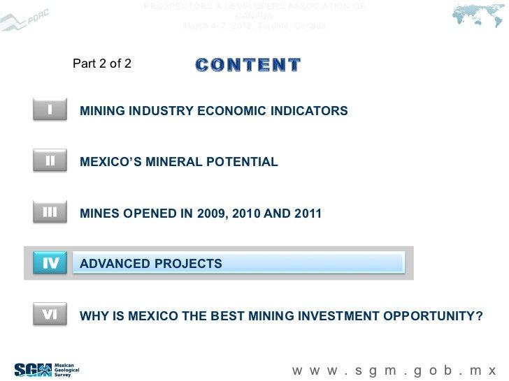 Alfonso Martinez part 2 - Latam Ventures PDAC 2012