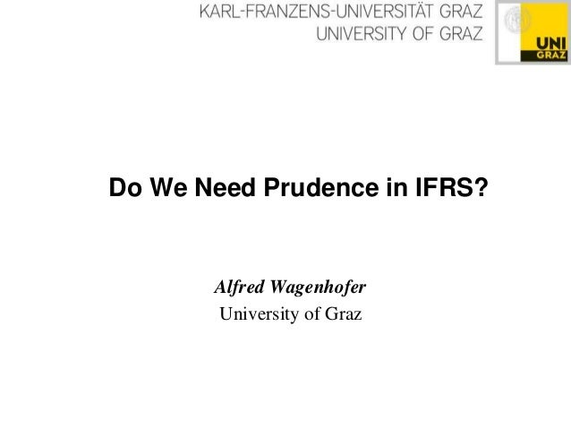 What does prudence mean in English terms?