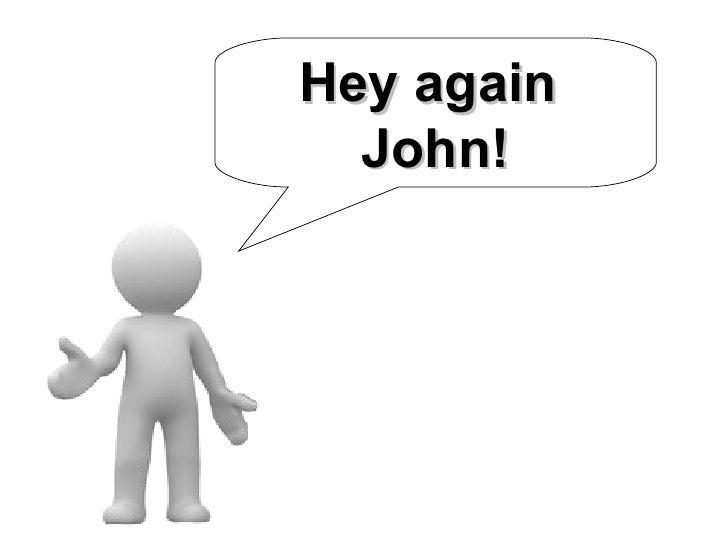 Hey again  John!