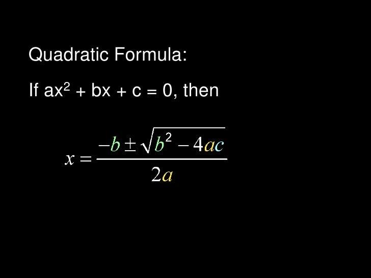 Alg2 lesson 6-5
