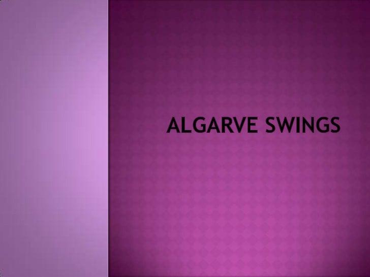 Algarve swings