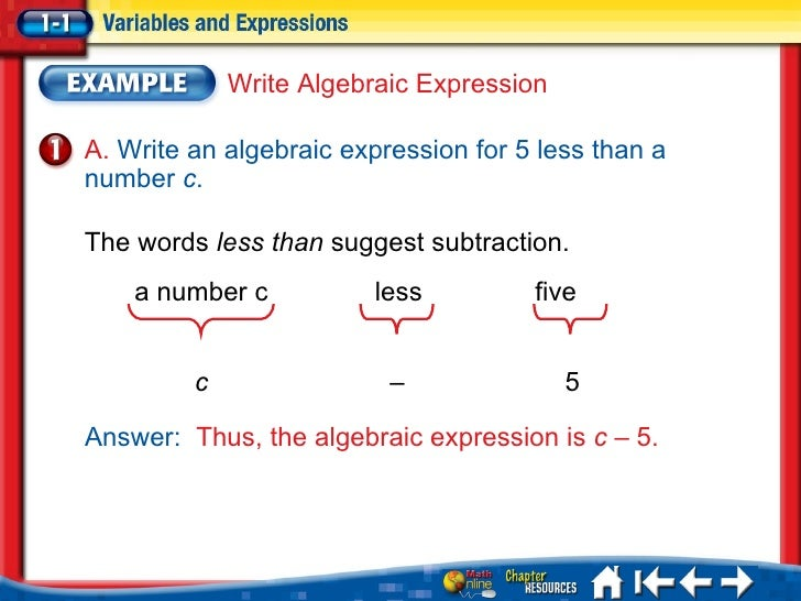 Primary Math Worksheets Topics